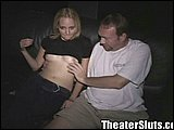 Shawna Showing Tits in Theater