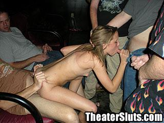 party sex teater Sjælland