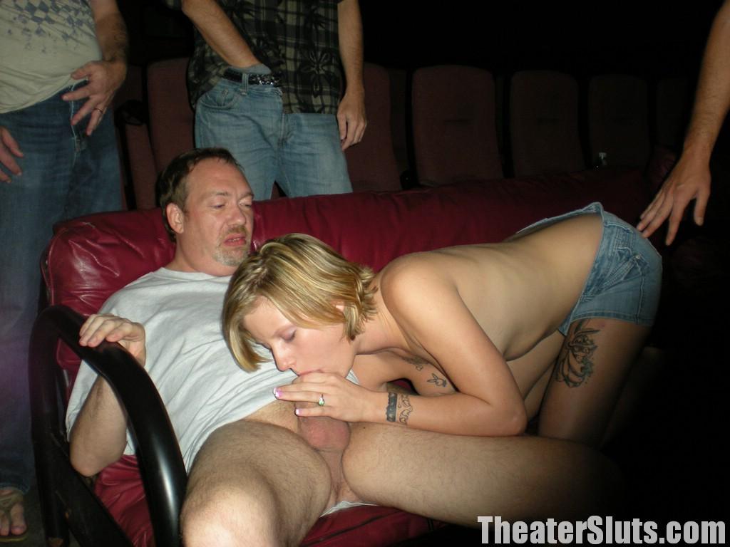 Adult Theater Porn Pics
